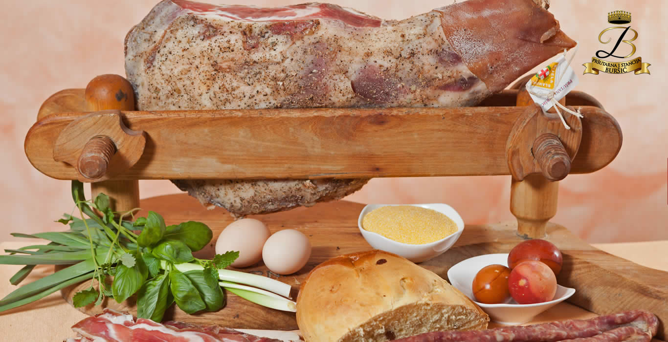 Prosciutto Producer and Stancija Bursic